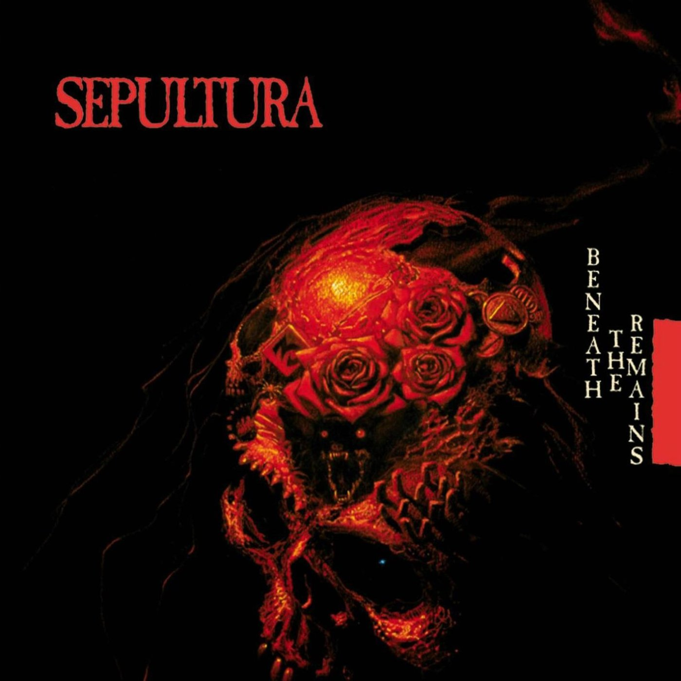 1989 Sepultura Released Its Third Album And First For Roadrunner Records Beneath The Remains This Was That Broke Brazilian Metal