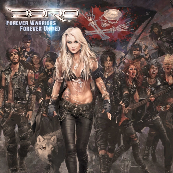 DORO-Forever-Warriors-Forever-United-2018-cover-art-cd