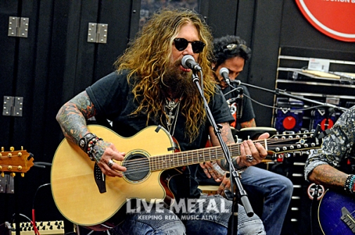 TheDeadDaisies_GuitarCenter083118_6