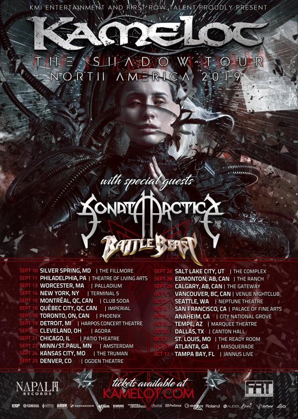 Kamelot-2019-tour