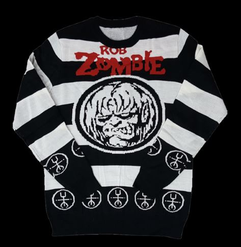 Zombie-sweater