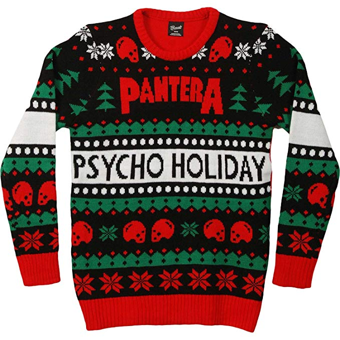 Satanic Christmas Sweater.Best Of Metal Social Media Ugly Christmas Sweaters Live Metal