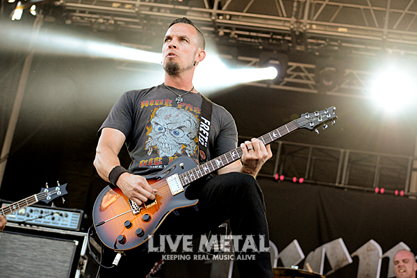 Interview Mark Tremonti January 2019 Live Metal