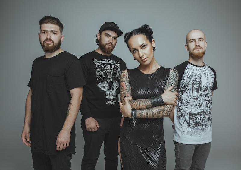jinjer 2018 3 by veronika gusieva