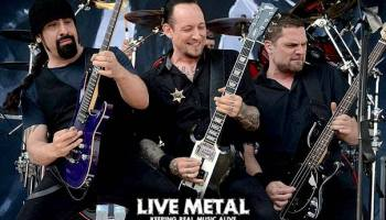 Volbeat debuts music video for 'Last Day Under the Sun' – Live Metal