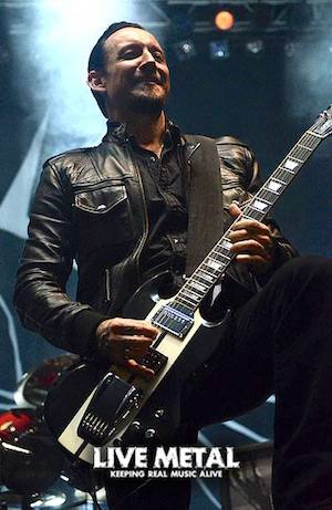 INTERVIEW: Michael Poulsen of Volbeat (September 2013