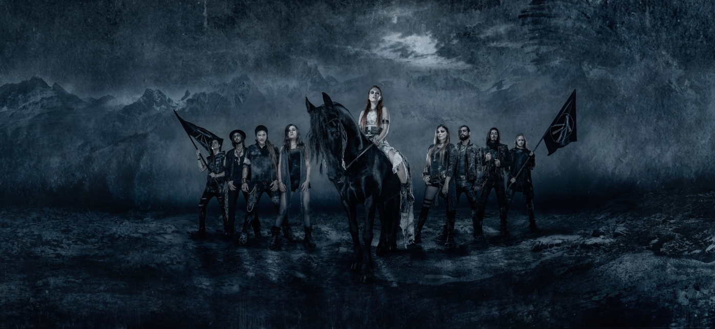 Eluveitie releases new single 'Ambiramus' new album