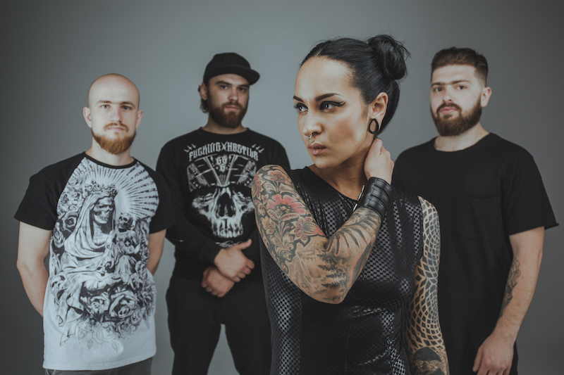 INTERVIEW: Tatiana Shmailyuk of Jinjer – Live Metal