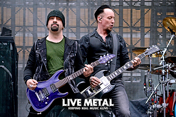 Volbeat debuts new song 'Pelvis on Fire' – Live Metal