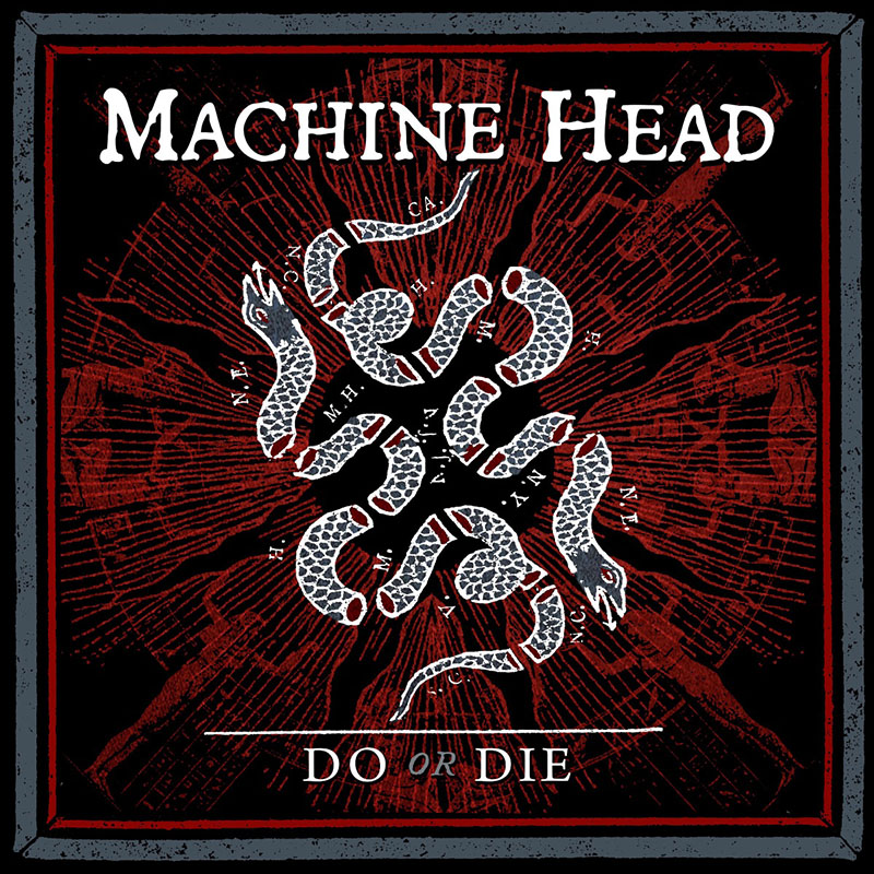 New Metal Releases 2020.Machine Head Releases New Song Do Or Die Announces 2020